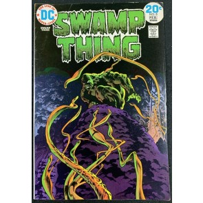 Swamp Thing (1972) #8 VG/FN (5.0) Bernie Wrightson Cover & Art