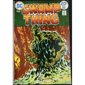 Swamp Thing (1972) #9 VF/NM (9.0) Bernie Wrightson Cover & Art