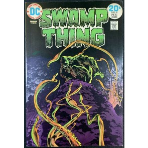 Swamp Thing (1972) #8 VF- (7.5) Bernie Wrightson Art