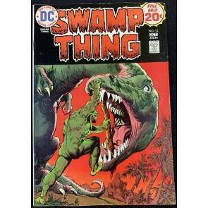 Swamp Thing (1972) #12 FN (6.0) Nestor Redondo Art