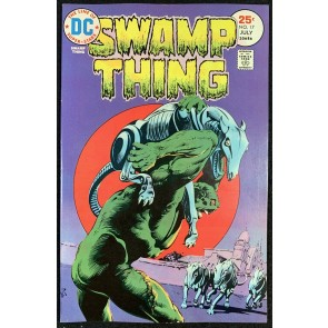 Swamp Thing (1972) #17 VF/NM (9.0) Nestor Redondo Art