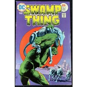 Swamp Thing (1972) #17 FN+ (6.5) Nestor Redondo Art