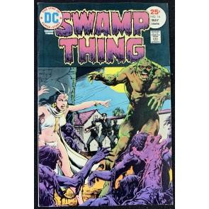 Swamp Thing (1972) #16 FN (6.0) Nestor Redondo Art