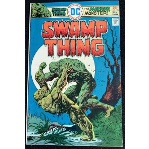 Swamp Thing (1972) #20 FN/VF (7.0) Nestor Redondo Art