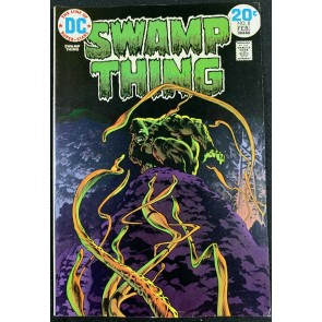 Swamp Thing (1972) #8 VF- (7.5) Bernie Wrightson Cover & Art