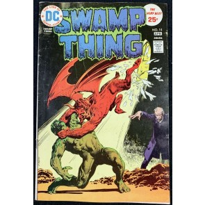 Swamp Thing (1972) #15 VG (4.0) Nestor Redondo Art