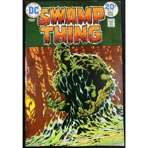 Swamp Thing (1972) #9 VF+ (8.5) Bernie Wrightson Cover & Art
