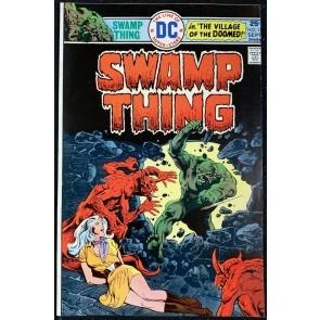 Swamp Thing (1972) #18 VF+ 8.5 Nestor Redondo Art