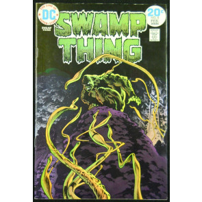 SWAMP THING #8 FN/VF WRIGHTSON