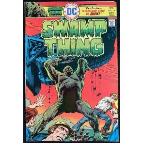 Swamp Thing (1972) #19 FN (6.0) Nestor Redondo Art