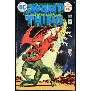 Swamp Thing (1972) #15 FN (6.0) Nestor Redondo Art