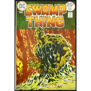 SWAMP THING #9 VF WRIGHTSON