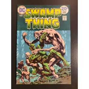 Swamp Thing #10 (1974) NM- 9.2 Bernie Wrightson art|