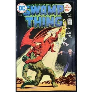 Swamp Thing (1972) #15 VF- (7.5) Nestor Redondo Art