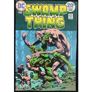 Swamp Thing (1972) #10 FN/VF (7.0)