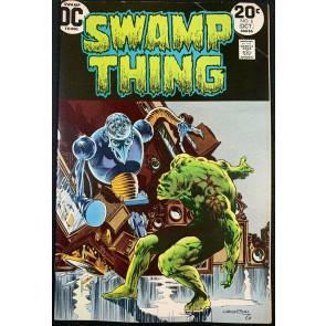 Swamp Thing (1972) #6 FN+ (6.5) Bernie Wrightson cover & art