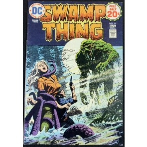 Swamp Thing (1972) #11 FN/VF (7.0) Nestor Redondo Art