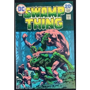 Swamp Thing (1972) #10 FN/VF (7.0) Bernie Wrightson Cover & Art