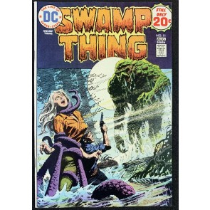Swamp Thing (1972) #11 VF/NM (9.0) Nestor Redondo Art