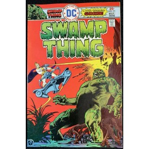 Swamp Thing (1972) #21 FN/VF (7.0) Nestor Redondo Cover & Art