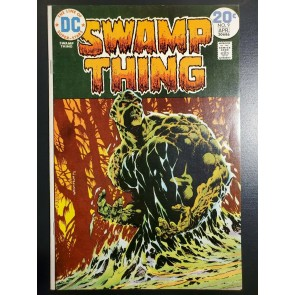 SWAMP THING #9 (1974) VF/NM (9.0) CLASSIC BERNIE WRIGHTSON COVER copy 2 |