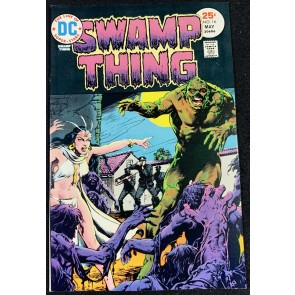 Swamp Thing (1972) #16 NM- (9.2) Nestor Redondo Art