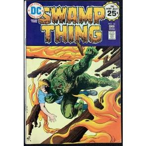 Swamp Thing (1972) #14 VFN+(6.5) Nestor Redondo Story and Art