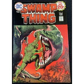 Swamp Thing (1972) #12 VF+ (8.5) Nestor Redondo Art
