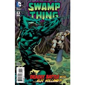 Swamp Thing (2016) #4 VF/NM Kelly Jones