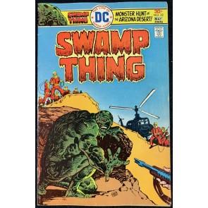 Swamp Thing (1972) #22 VG/FN (5.0) Ernie Chan Cover Nestor Redondo Art
