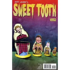 SWEET TOOTH #14 VF/NM JEFF LEMIRE VERTIGO
