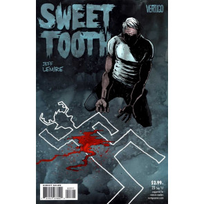 SWEET TOOTH #23 VF/NM JEFF LEMIRE VERTIGO