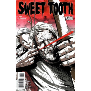 SWEET TOOTH #29 VF/NM JEFF LEMIRE VERTIGO