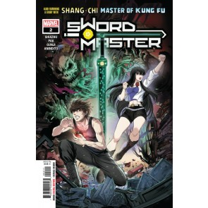 Sword Master (2019) #2 VF/NM Gunji Regular Cover