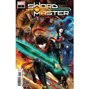 Sword Master (2019) #1 VF/NM Gunji Regular Cover