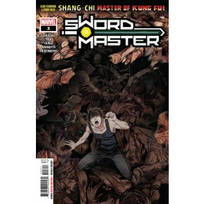 Sword Master (2019) #3 VF/NM