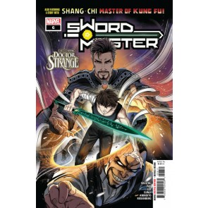 Sword Master (2019) #6 VF/NM Gunji Cover
