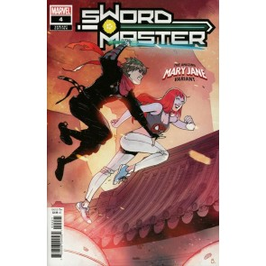 Sword Master (2019) #4 VF/NM The Amazing Mary Jane Variant Cover Bengal Cover