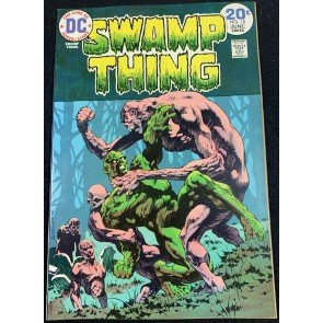 Swamp Thing (1972) #10 NM (9.4) Bernie Wrightson Cover & Art
