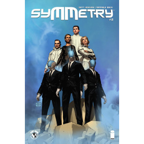 SYMMETRY (2016) #3 VF/NM COVER A IMAGE COMICS
