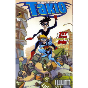 TAKIO (2012) #1 NM BENDIS OEMING ICON