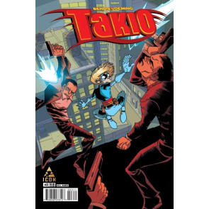 TAKIO (2012) #3 NM BENDIS OEMING ICON