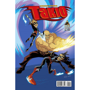 TAKIO (2012) #4 VF/NM BENDIS OEMING ICON