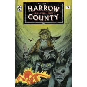 Tales from Harrow County: Fair Folk (2021) #3 of 4 VF/NM Tyler Crook Variant