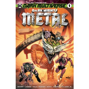 Tales From the Dark Multiverse: Dark Nights Metal (2021) #1 VF/NM