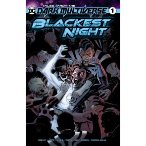 Tales From the Dark Multiverse: Blackest Night (2019) #1 NM (9.4) Green Lantern