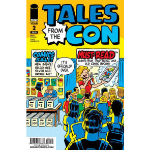 TALES FROM THE CON (2014) #2 VF/NM IMAGE COMICS CHRIS GIARRUSSO