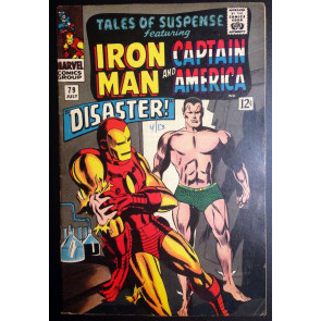 Tales of Suspense (1959) #79 FN+ (6.5) Iron Man battles Sub-Mariner