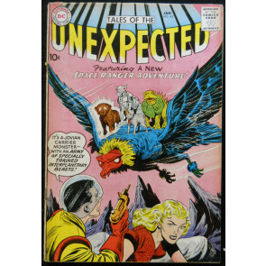 TALES OF THE UNEXPECTED #45 VG+