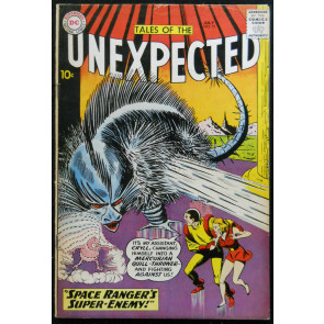 TALES OF THE UNEXPECTED #51 VG+